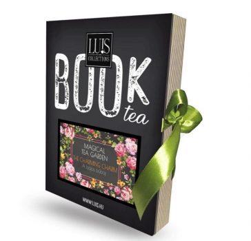 Book tea - A bájos bűbáj