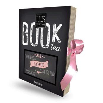 Book tea - A szeretet teája