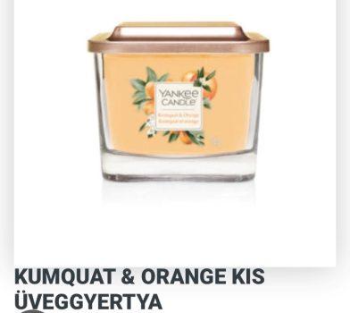 Kis Elevation Kumquat & orange