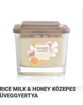 Közepes Elevation Rice milk & Honey