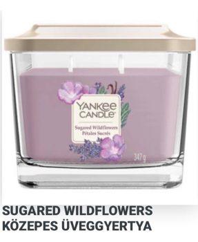 Közepes Elevation Sugared Wildflowers