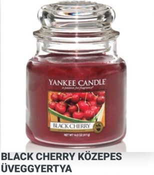 Közepes Black cherry