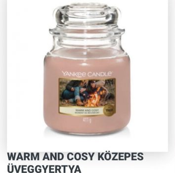 Közepes Warm and cosy