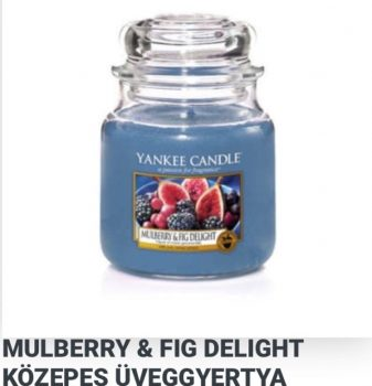 Közepes Mulberry & fig delights