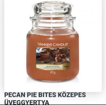 Közepes Pekan pie bites