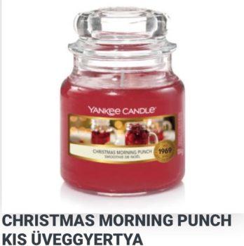 Kis üvegygertya - Xmas morning punch