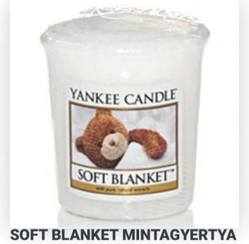Soft blanket mintagyertya