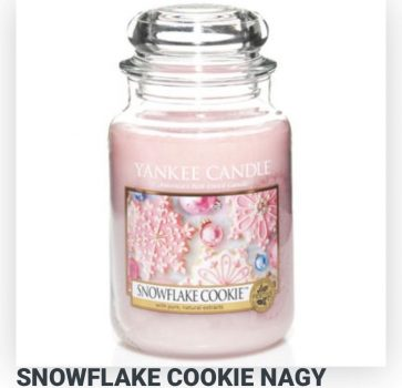 Nagy Snowflake cookie