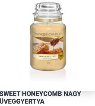 Nagy Sweet honeycomb