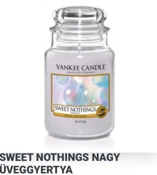 Nagy Sweet nothings