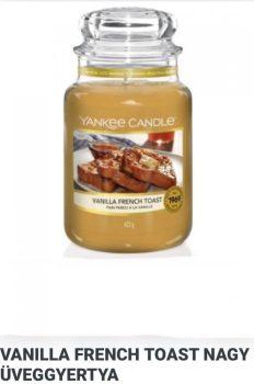 Nagy Vanilla French toast